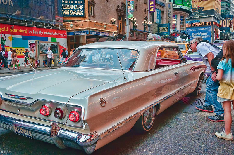 Photography by Bruce Himelman :  -  Cool Car