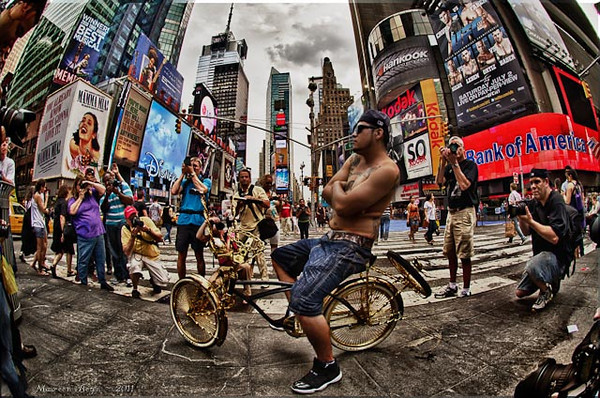Photography by Maureen Begin : NYC_ - Cool Dude