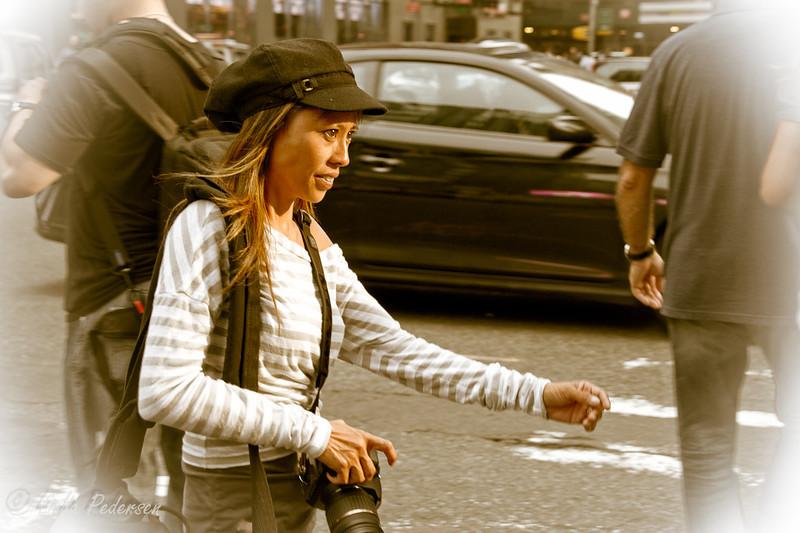Photography by Linda Pedersen :  - Photographer on the run