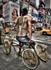 Photography by Alex Racanelli : Times Square - Hangin with Bike