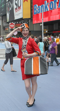 Photography by Carol A. Marinas : New York City - Saluting the Soldiers