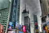 Photography by Kenneth E. Lee :  -  Things Are Looking Up in Times Square