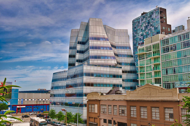 Photography by Bruce Himelman :  -  Really cool building