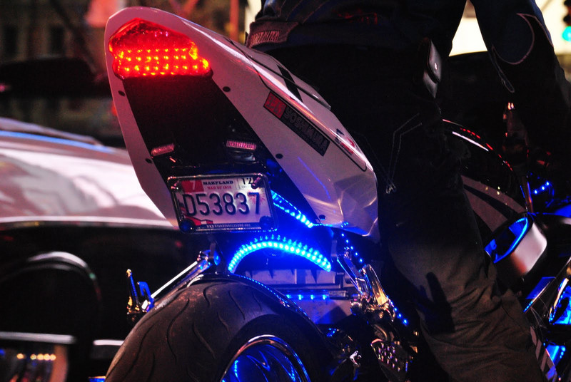 Photography by Neha Gureja :  - Sprinted 5 blocks & finally caught this biker at a red light in front of Times sq station