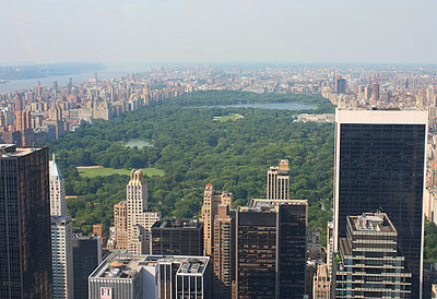 Photography by Carol A. Marinas : New York City - Central Park from Top of the Rock