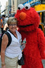 Photography by Bruce Himelman :  - Marie & Elmo enjoy a candid shot together!