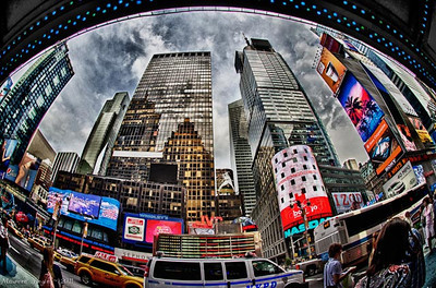Photography by Maureen Begn : NYC_ - Rick\'s Fish Bowl