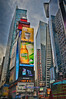 Photography by Bruce Himelman :  -  Times Square