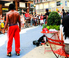 Photography by Mel Reyes-Abbey :  -  Street Entertainment breakdance style!