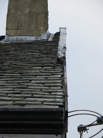 Roof fascia condition July 2017