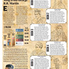 SunStar infographics on George Martin's novels Game of Thrones