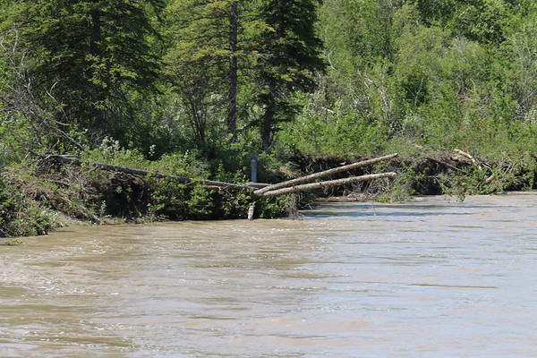 June 22 2019  High water event