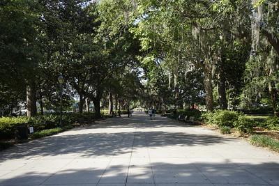 Forsyth Park, Savannah, Georgia