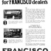 Francisco Heater Dealer Ad