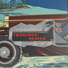 Francisco Heater Wall Poster (close-up of a section)