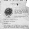 Canadian Watch / Clock Bulletin (April 1929)