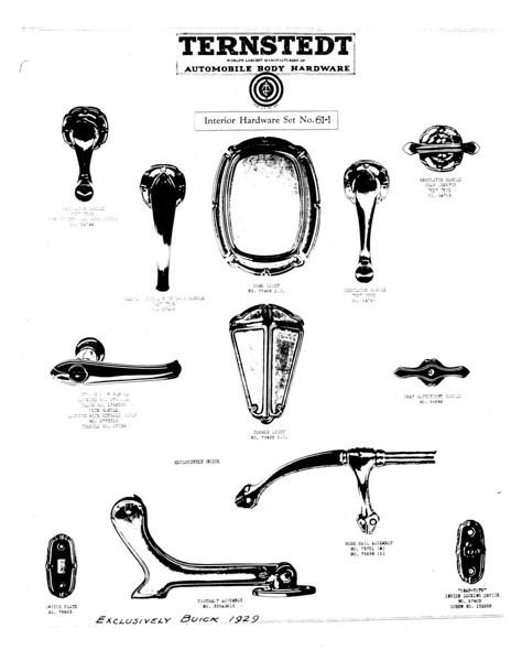 Ternstedt items