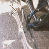 Front Bumper set-up (Note:  inside curved leaf, currently chromed, should be black)
