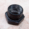 1 in. hex shoulder nut for front leaf spring shackle bolt