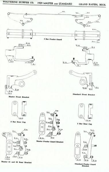 2 & 3 bar bumper information
