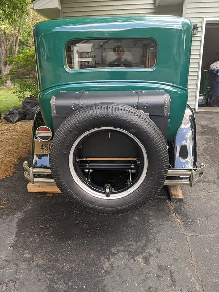 """29-27 with 2 bar EWolverine bumper:  Bars are 2"""" wide (vs. 1&1/2""""on 3 bar bumpers) and seperation is 1&1/2"""" (vs. 1/2"""")."""
