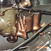 1928 Brass bowl (2 jets) being used on 29 Master