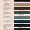 Dupont Color Bulletin No. 1 & 2 - Colour Chip Pg. #3A