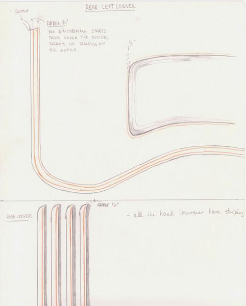 Pin Striping information - pg. 2
