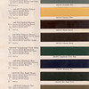 Dupont Color Bulletin No. 1 & 2 - Colour Chip Pg. #3
