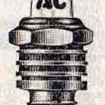 N-1 Metric Plug - for 1929 Buick High Compression Head