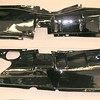 Engine splash pans  - both sides (right side on top)