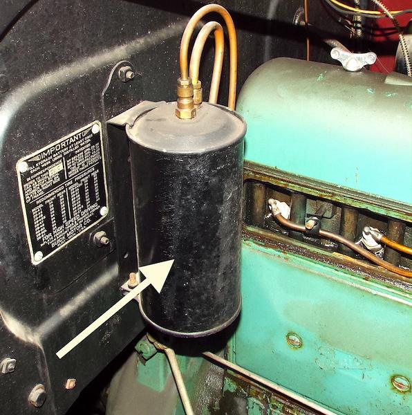 Original Oil Filter.
