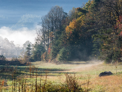 Herbst in Cades Cove