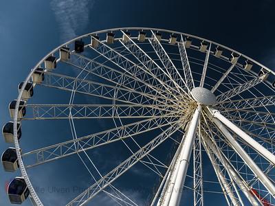 Das große Rad von Seattle