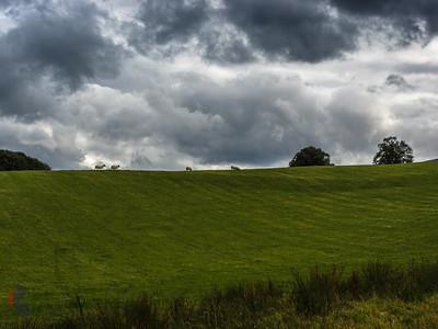 Sturmwolken über Highbridge