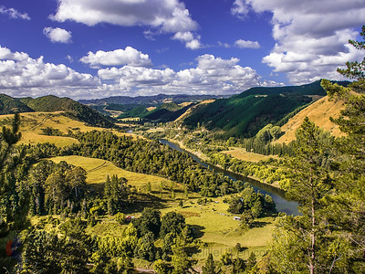 Flusstal des Whanganui