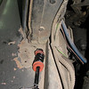 29-49X - Right hand Drive: Conduit on right side of engine compartment (courtesy Phil Green)