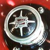 Canadian McL-Buick Disc Wheel Hubcap (Star Pattern - Late)