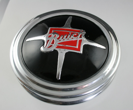 Late USA Hubcap (Star)