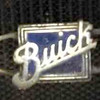 Radiator badge from an original 29-27.  Note Medium Blue Colour.