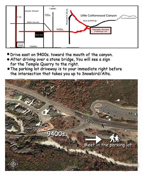 Temple Quarry Trail
