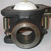Heat exchange unit (between exhaust manifold and exhaust pipe)