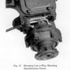 Speedometer Gears in Transmission
