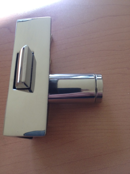 Reproduction Golf Club Door Lock (made by Bob Sheppard)