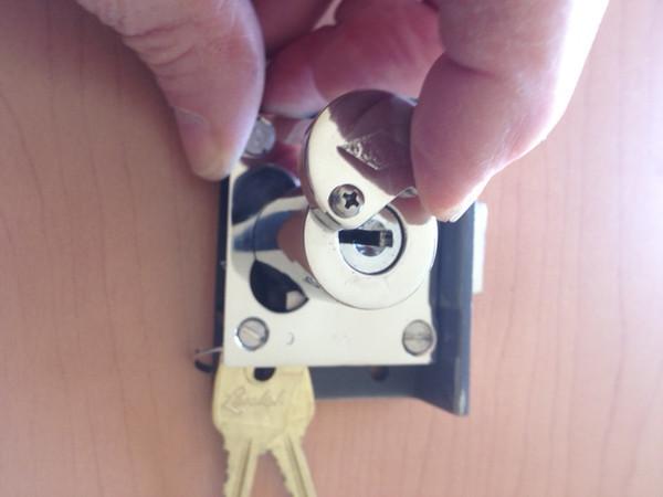 Reproduction Golf Club Door Lock (made by Bob Sheppard)
