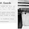 "Noyes (Boston) Buick Dealers ""splash guard"" option that was offered for '29-32. Never seen an actual example."