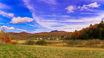 Camel's Hump Mountain, Huntington, Vermont