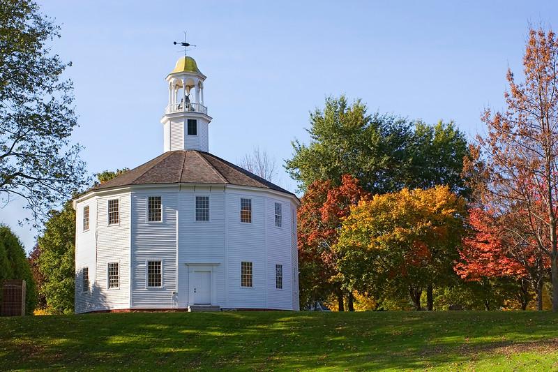 Round Church, Richmond, Vermont