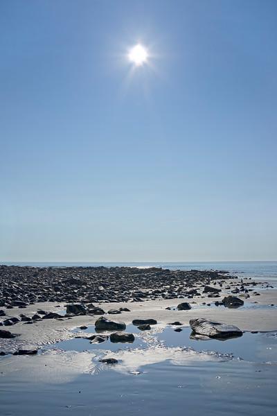 Low Tide, Long Beach, York, Maine