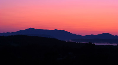Mount Mansfield Dawn